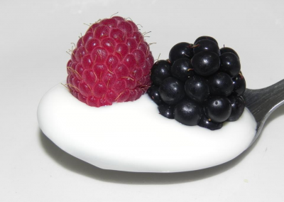 Bravo Yoghurt with fruit