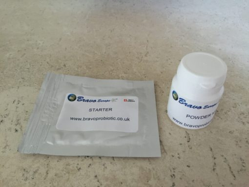 Bravo Probiotic UK Easy Kit – 1 Week Supply
