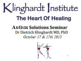 Autism Solutions 2015