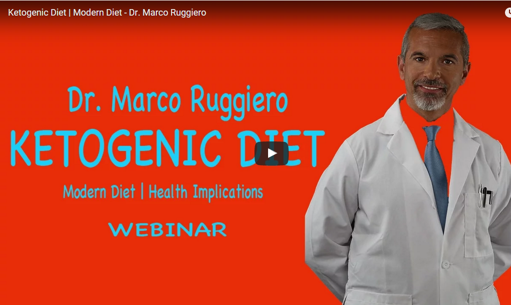 Dr Marco Ruggiero – Ketogenic Diet