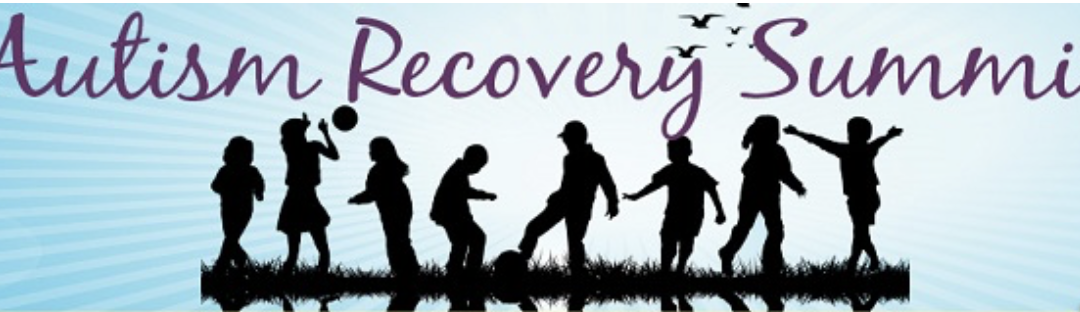 Autism Recovery Summit 3 – FREE screening October 2018