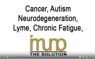 imuno® webinar – Cancer, Autism, Neurodegeneration, Lyme, Chronic Fatigue