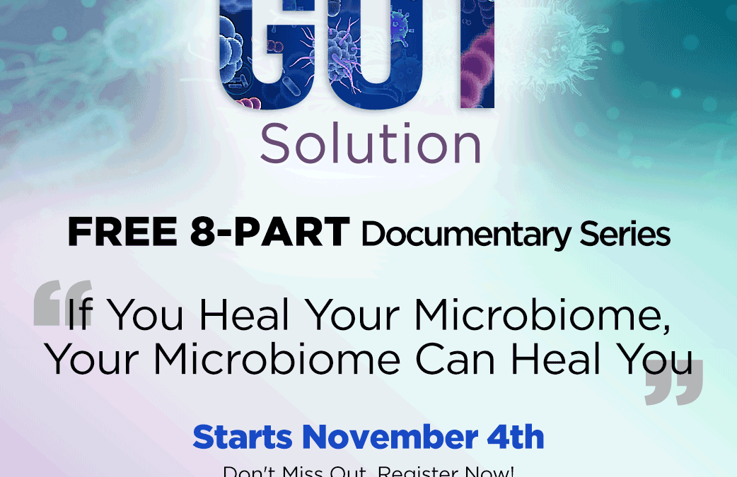 The Gut Solution – Docuseries airs 4th November 2019