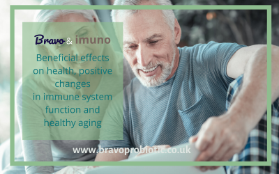 Bravo and imuno – A healthy combination